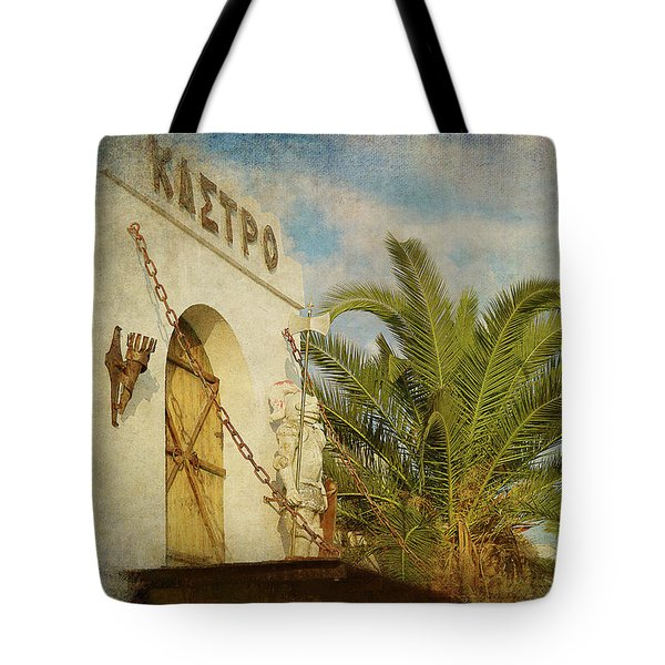 Tote Bag featuring the photograph Like In Medieval Times by Milena Ilieva