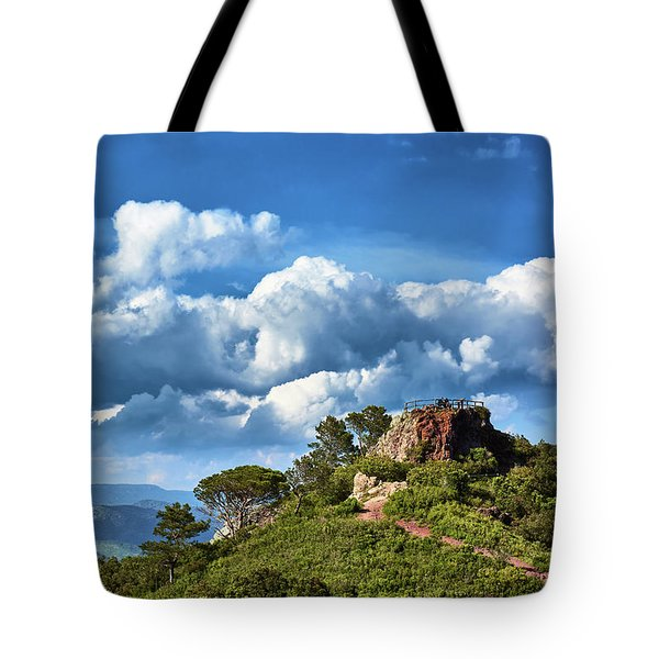 Like Touching The Sky Tote Bag