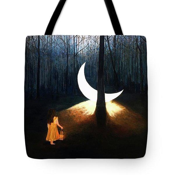 L'il Luna Tote Bag