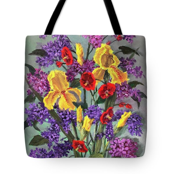 Lilac Days Tote Bag
