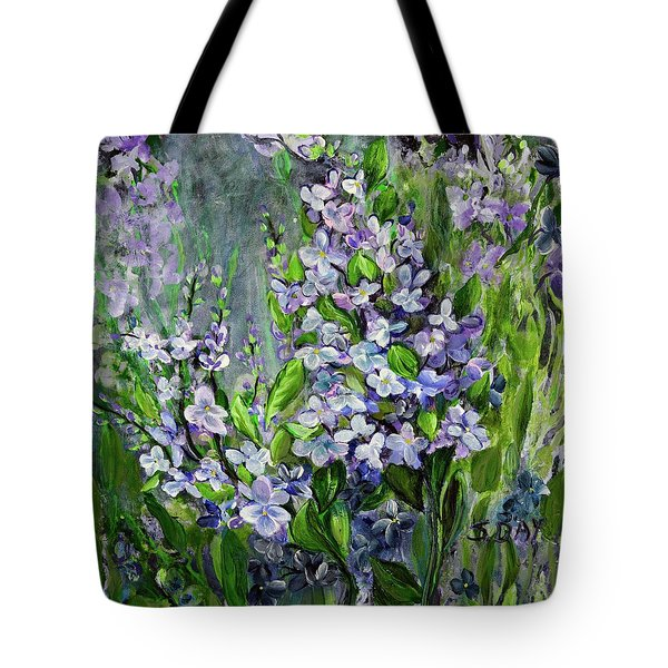 Lilac Dream Tote Bag