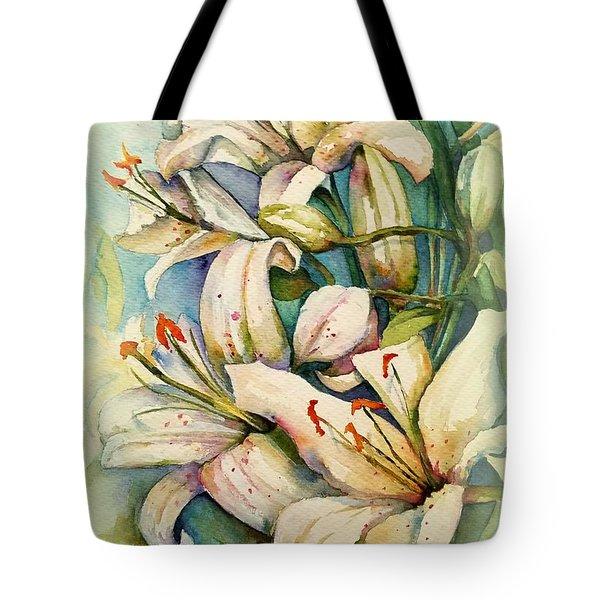 Lilies I Tote Bag