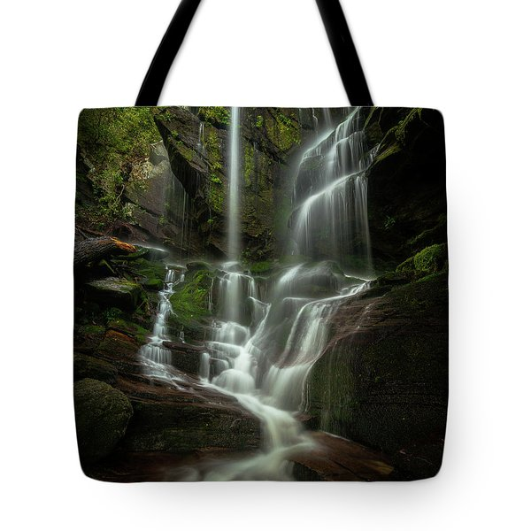 Linville Gorge - Waterfall Tote Bag