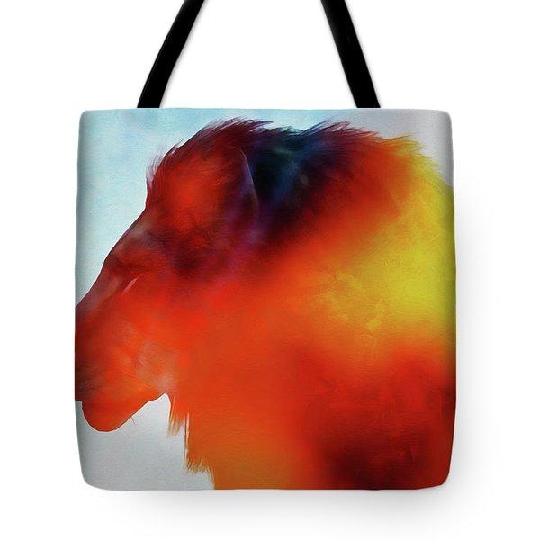 Lion King - 16 Tote Bag