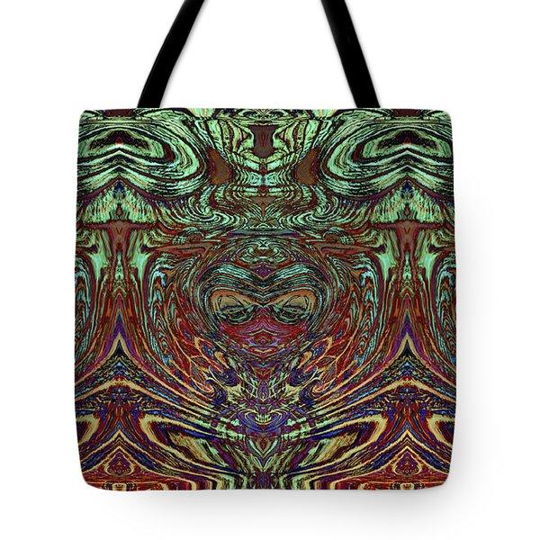 Liquid Cloth 2 Tote Bag