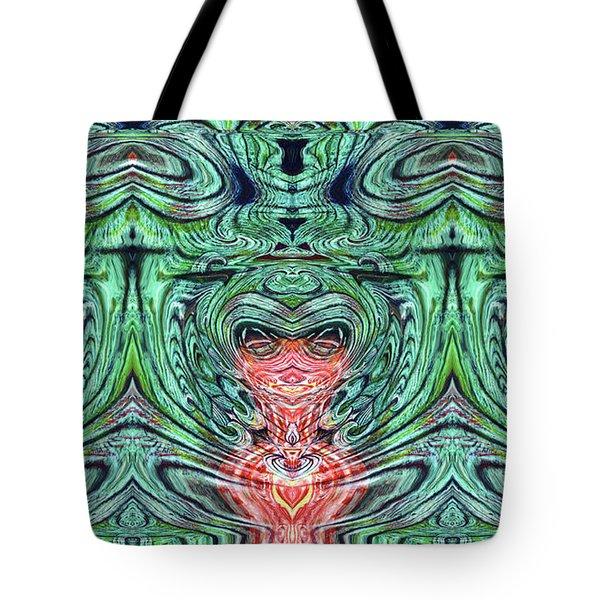 Liquid Cloth Tote Bag