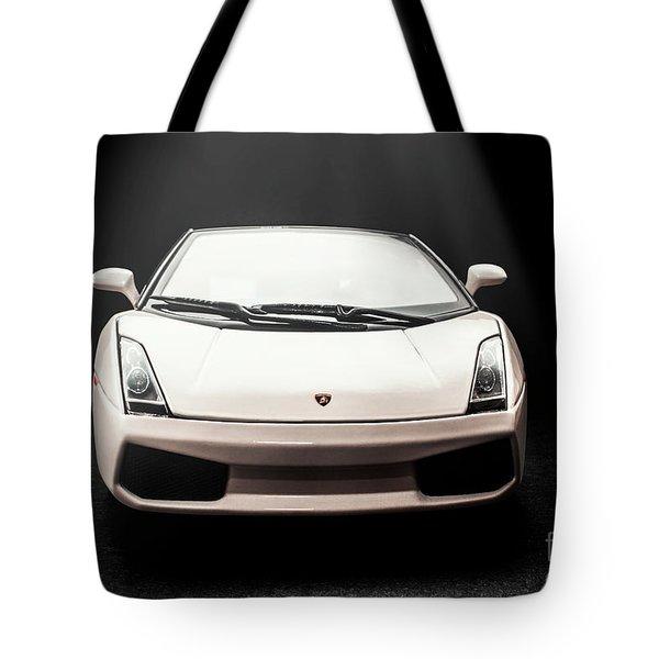 Lit Luxury Tote Bag