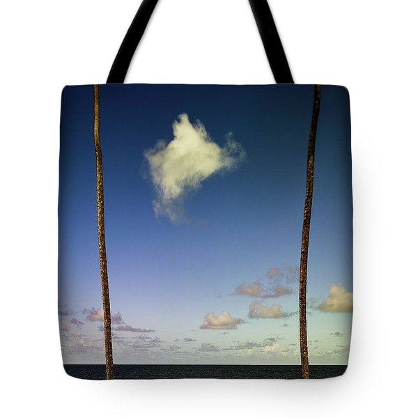 Little Cloud Tote Bag