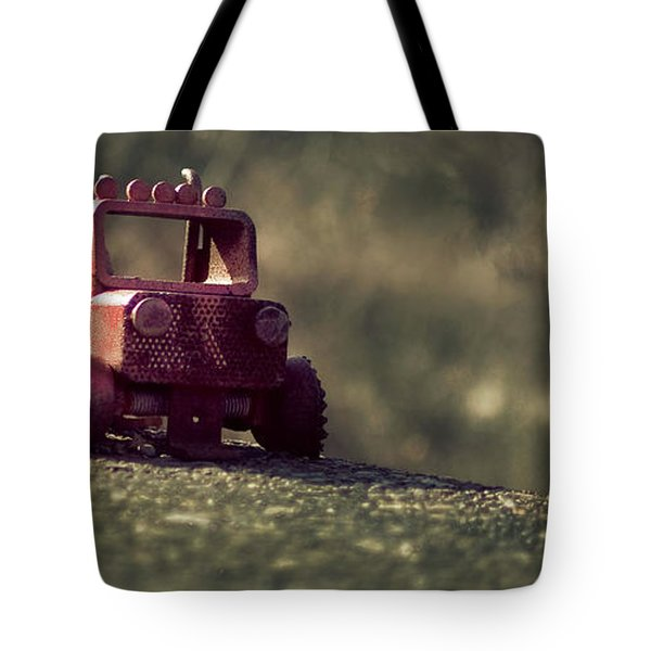 Little Engine That Could Tote Bag