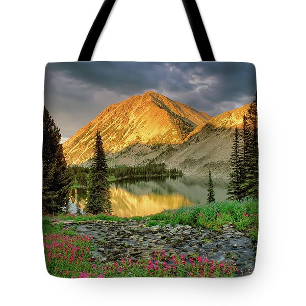 Little Lake Tote Bag