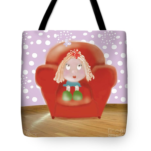 Little Ms Tote Bag