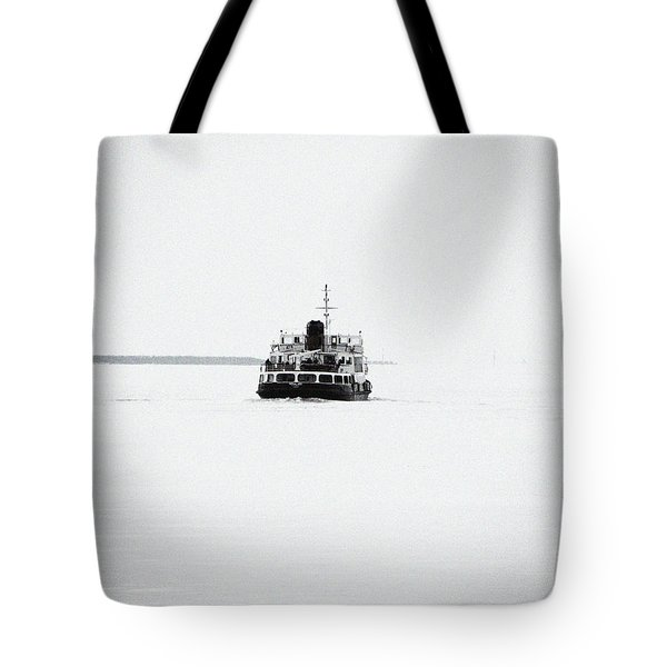 Liverpool. The Mersey Ferry 'royal Iris' Tote Bag