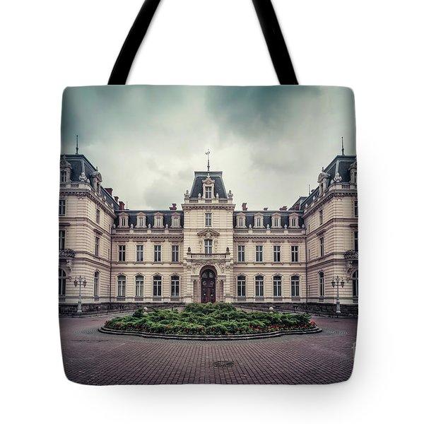 Living Legacy Tote Bag