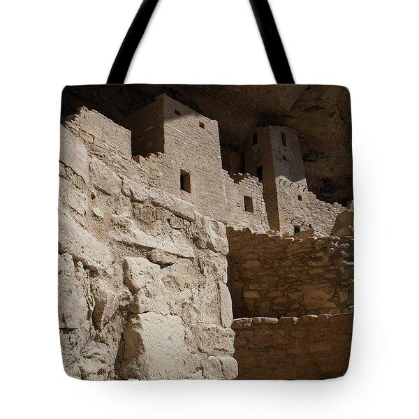 Living Quarters Tote Bag