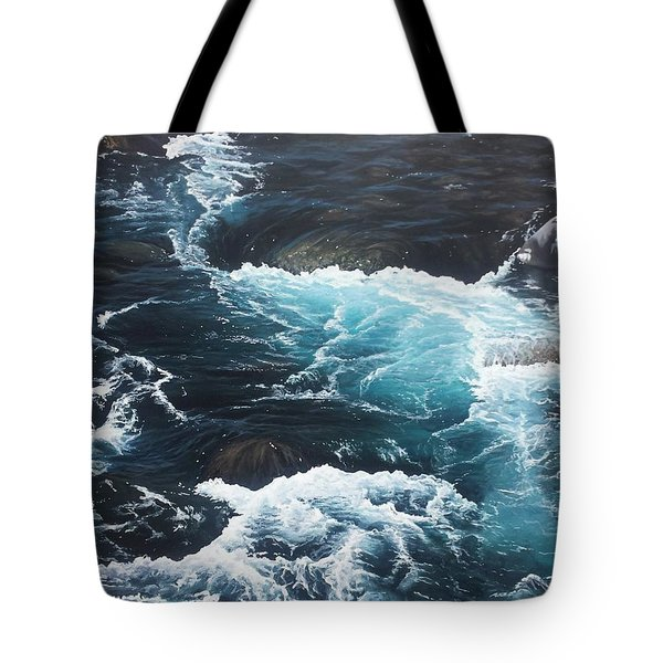 Living Waters Tote Bag