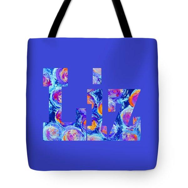 Liz Tote Bag