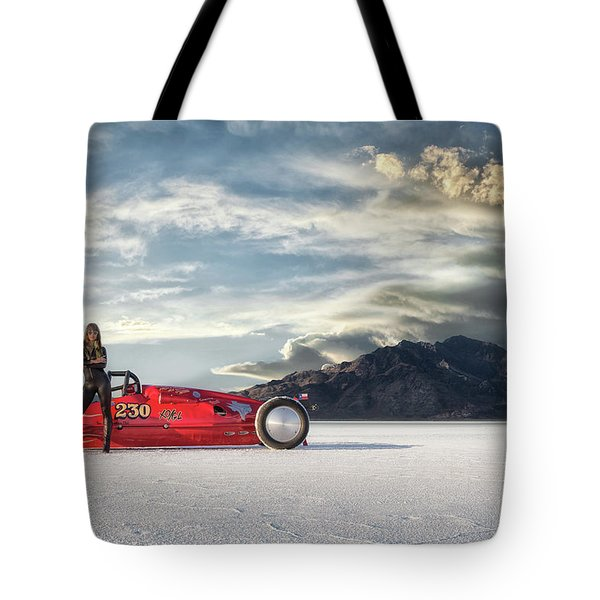 Lizzy Save The Salt Tote Bag