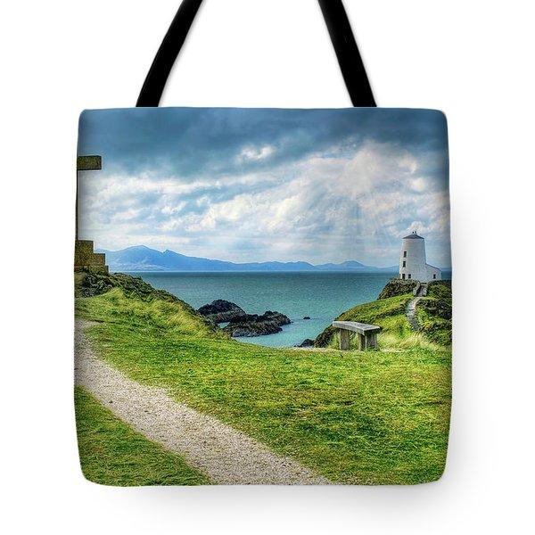 Llanddwyn Island Tote Bag