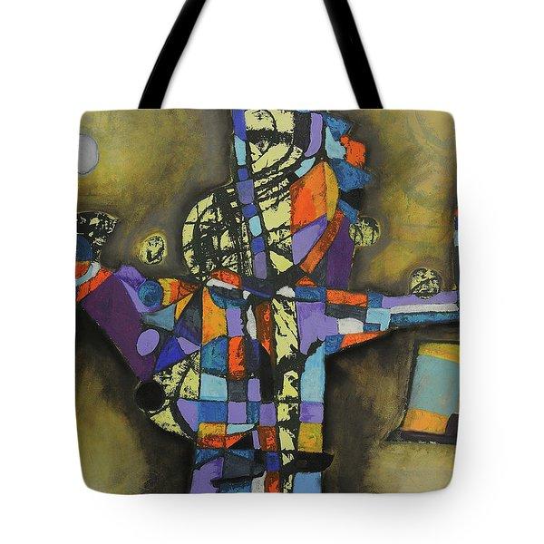 Local Resonance Tote Bag