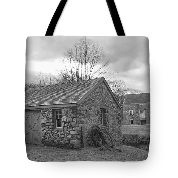 Lock House And Store - Waterloo Village Tote Bag