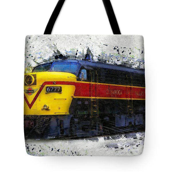 Loco #6777 Tote Bag
