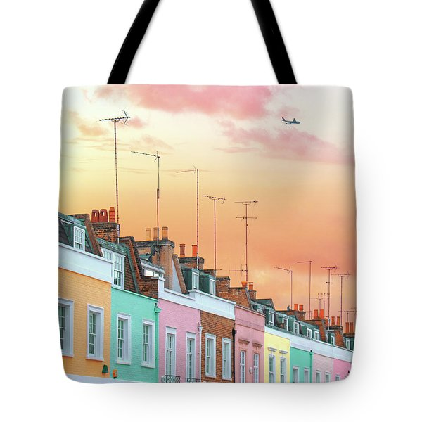 London Dreams Tote Bag