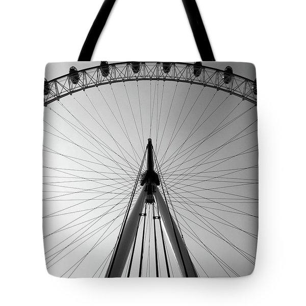 London_eye_i Tote Bag