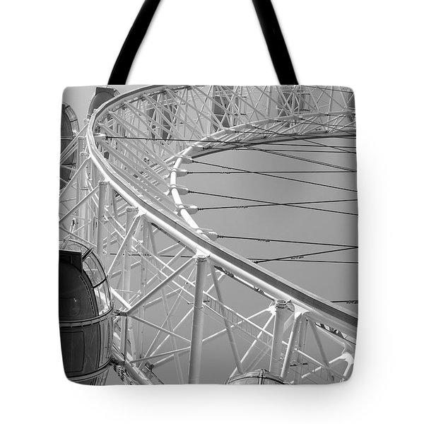 London_eye_ii Tote Bag