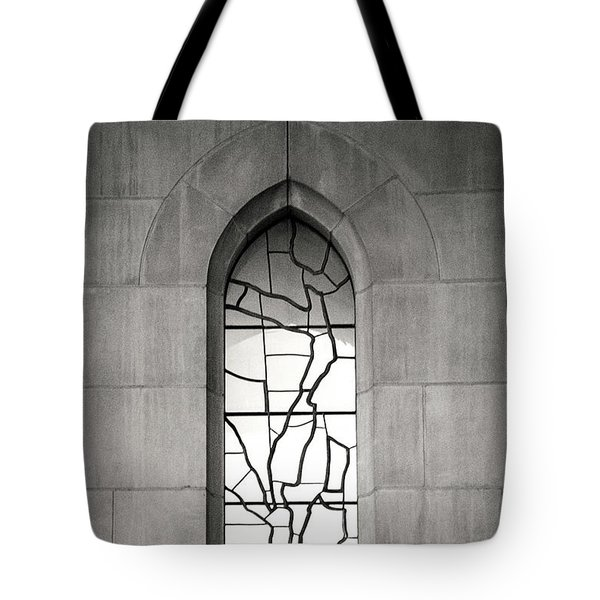Lone Cathedral Window Tote Bag