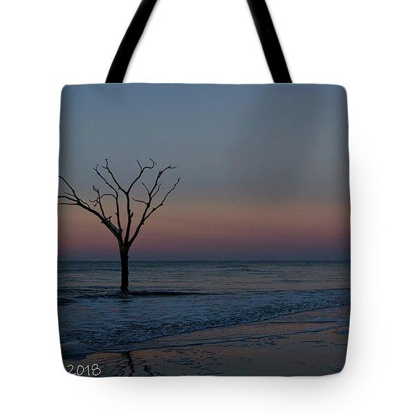 Lone Tote Bag