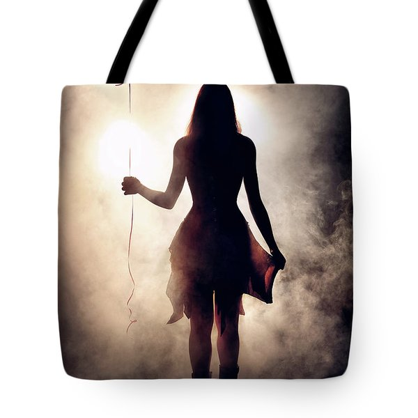 Lonely Heart Tote Bag