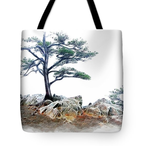 Lonely Planet Fx Tote Bag