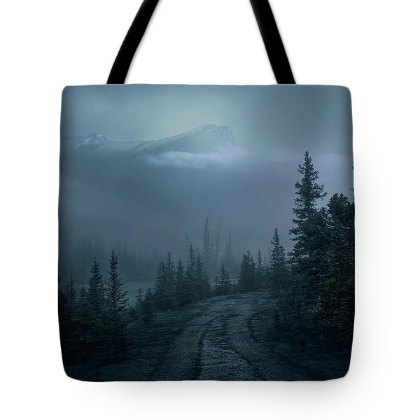 Lonely Trails Tote Bag