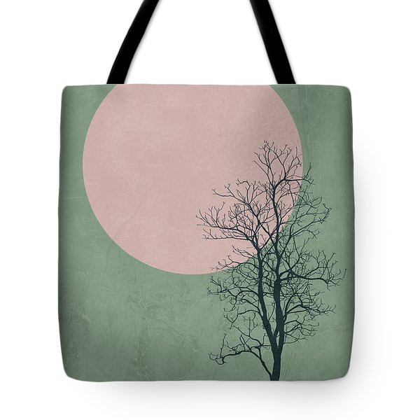Lonely Tree II Tote Bag