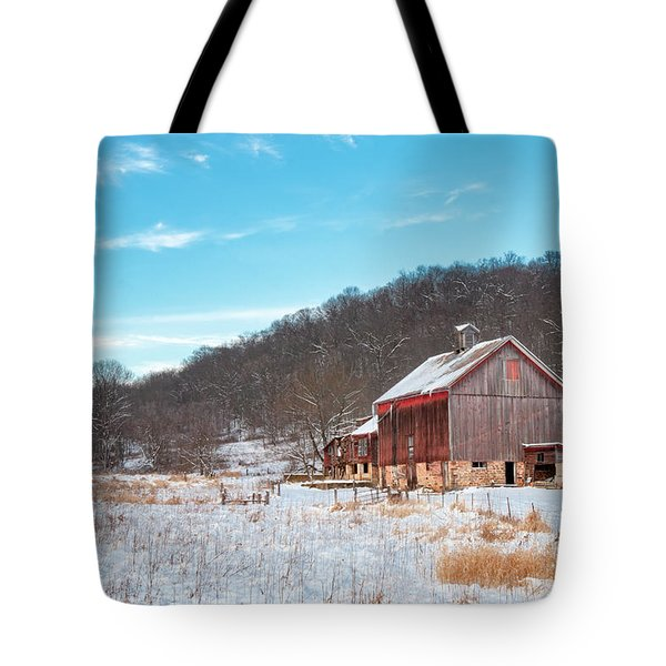 Lonesome Farmstead Tote Bag