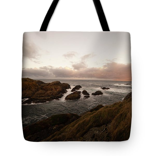 Long Exposure Arctic Tote Bag