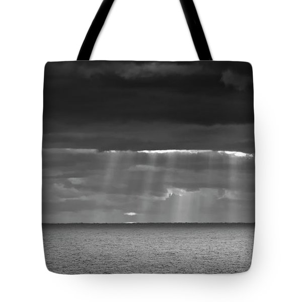 Tote Bag featuring the photograph Long Way Home by Ricky L Jones
