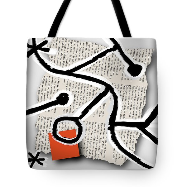 Lorem Ipsum 1 Tote Bag