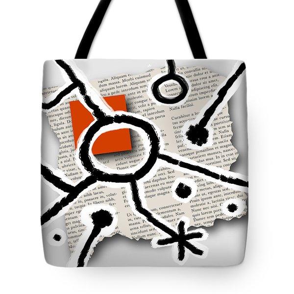 Lorem Ipsum 2 Tote Bag