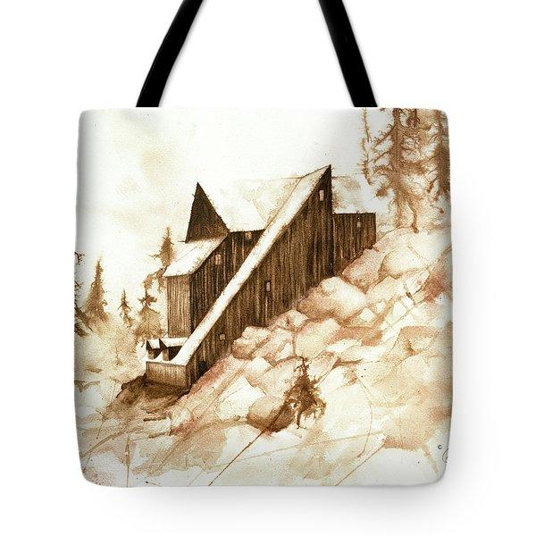 Lost Dutchman Mine Tote Bag