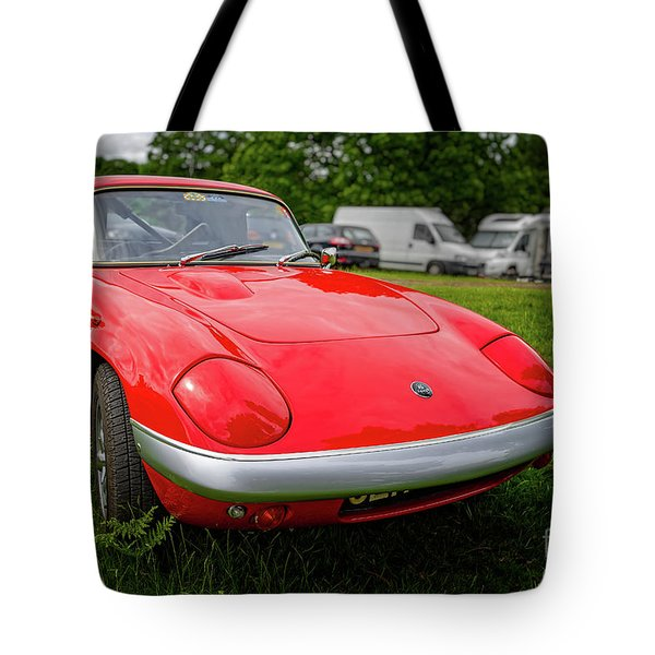 Lotus Elan Se S3 Coupe  Tote Bag