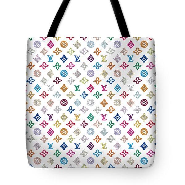 Louis Vuitton Monogram-1 Tote Bag