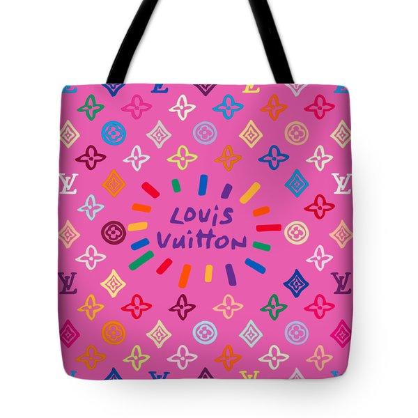 Louis Vuitton Monogram-9 Tote Bag