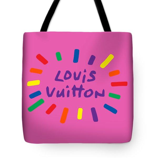 Louis Vuitton Radiant-9 Tote Bag