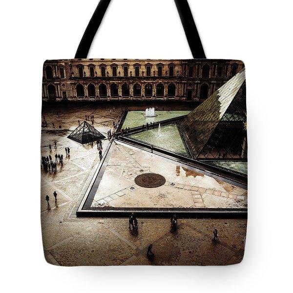 Louvre Tote Bag