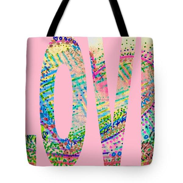 Love 1001 Tote Bag