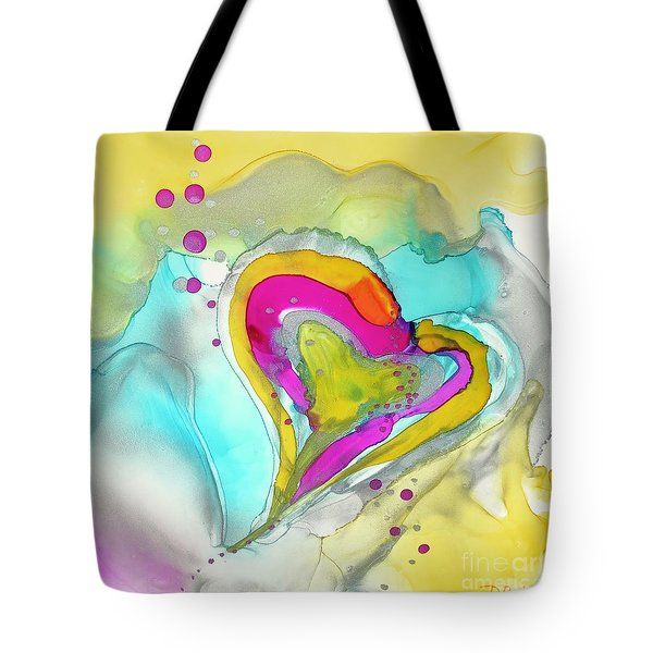 Love Floats Tote Bag