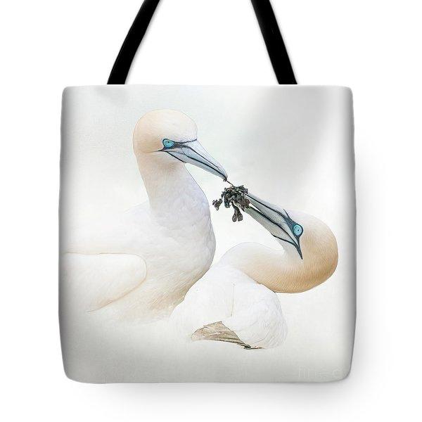 Love Is -----a Bunch Of Seaweed Tote Bag