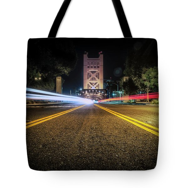 Love Is A Two Way Street Tote Bag