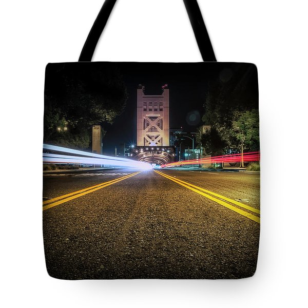 Tote Bag featuring the photograph Love Is A Two Way Street by JD Mims